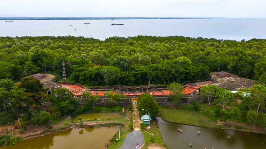 Bên trong pháo đài lớn nhất Đông Dương -6