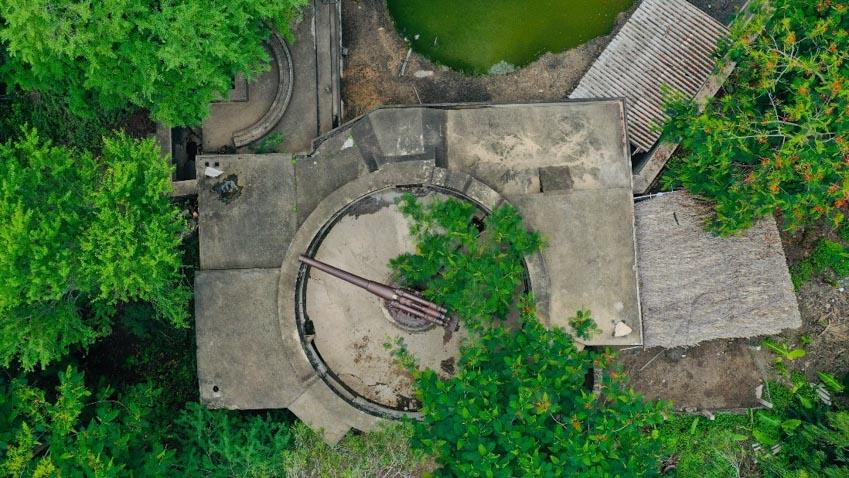 Bên trong pháo đài lớn nhất Đông Dương -7