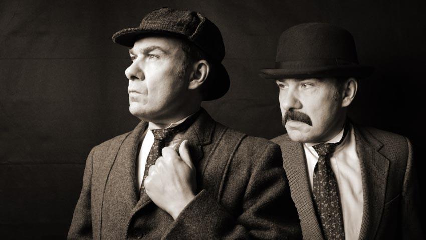 Cuộc đời phi thường của Sherlock Holmes có thật -6