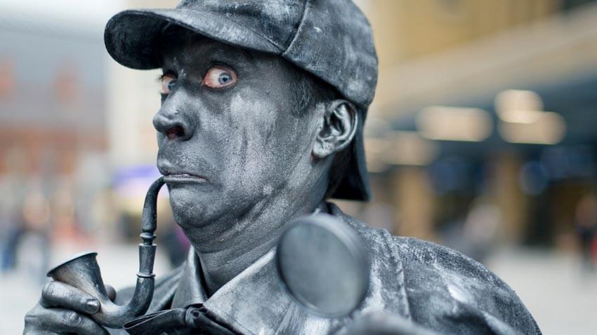 Cuộc đời phi thường của Sherlock Holmes có thật -7