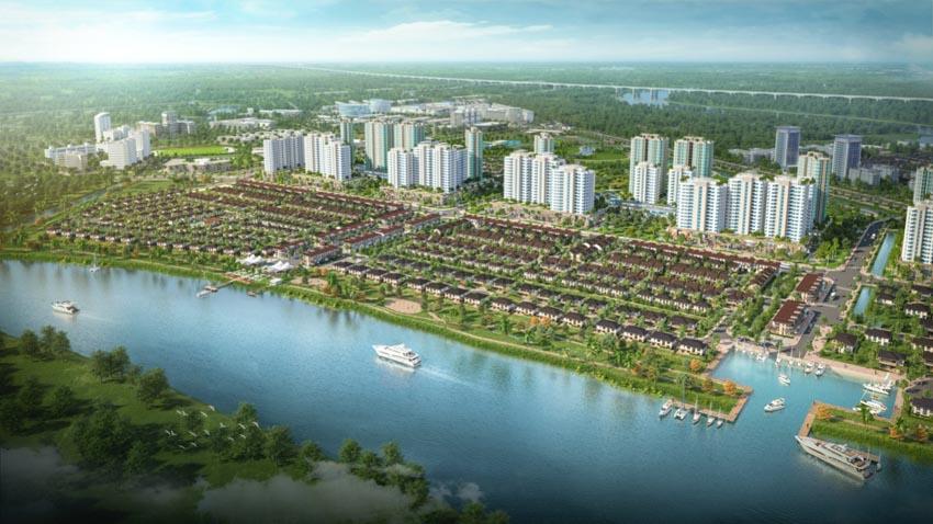 Lý giải sức hút của Dinh thự và Grand villa ven sông tại Waterpoint -2