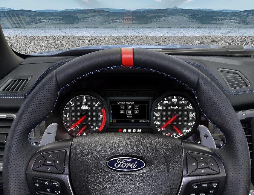 Những chi tiết nhỏ tạo nên khác biệt lớn cho các chủ xe Ford Ranger - 8