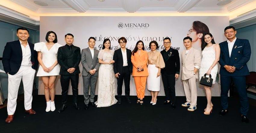 Hà Anh Tuấn trở thành đại sứ thương hiệu Menard -2