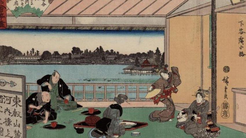 Hiện đại hóa nghệ thuật uống trà ở Nhật Bản -1