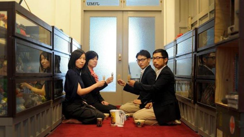 Hiện đại hóa nghệ thuật uống trà ở Nhật Bản -3