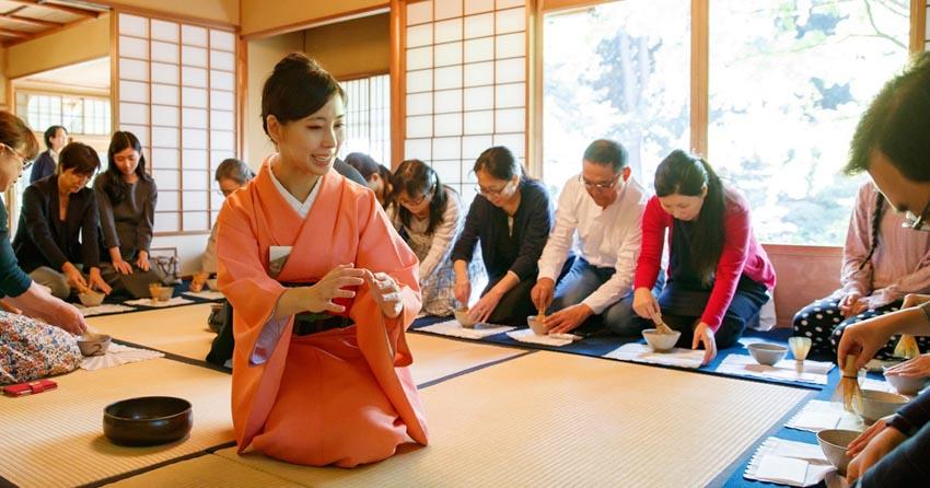 Hiện đại hóa nghệ thuật uống trà ở Nhật Bản -8