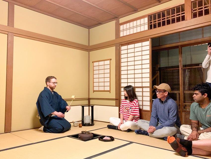 Hiện đại hóa nghệ thuật uống trà ở Nhật Bản -10