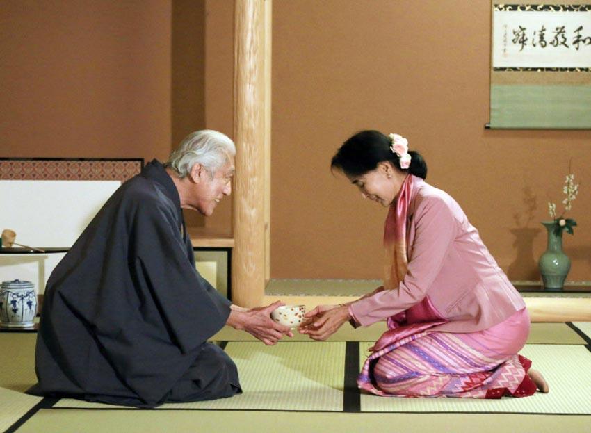 Hiện đại hóa nghệ thuật uống trà ở Nhật Bản -12