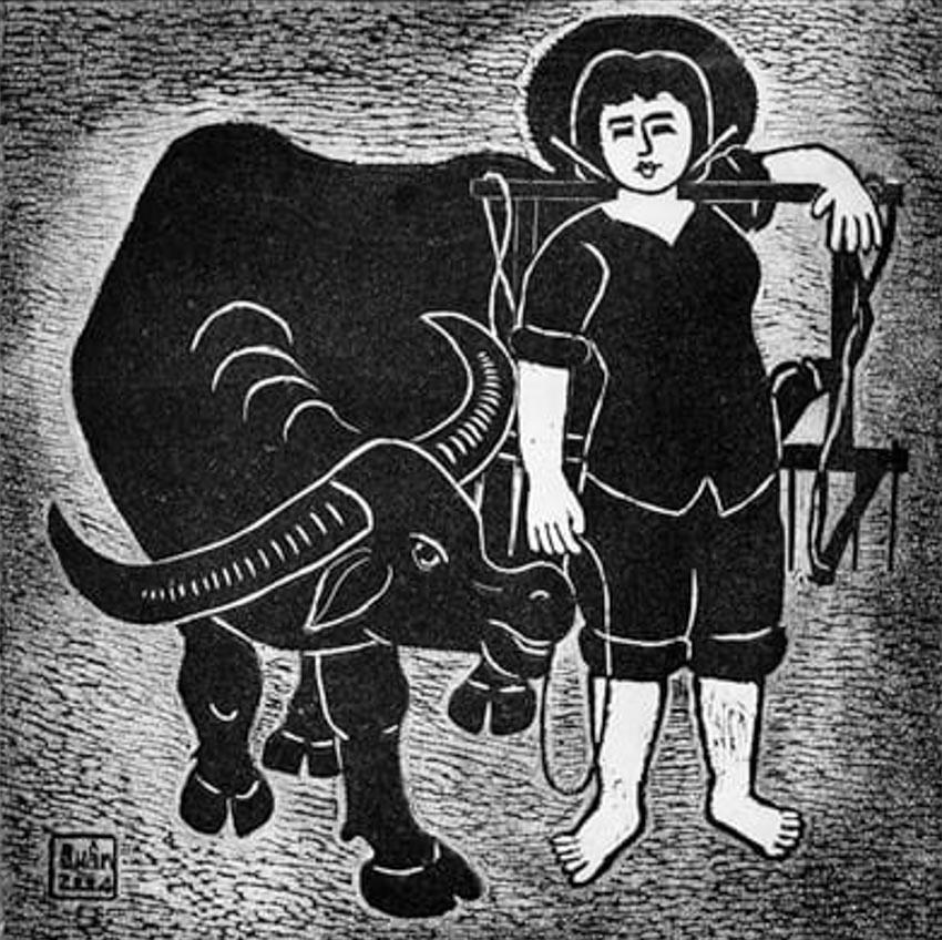 Họa sĩ Trần Văn Quân: 30 năm khám phá và đam mê đồ họa -2