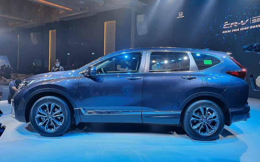 Honda CR-V 2020 ra mắt tại Việt Nam, giá từ 998 triệu đồng - 7