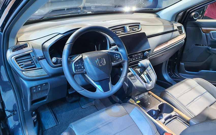 Honda CR-V 2020 ra mắt tại Việt Nam, giá từ 998 triệu đồng - 6