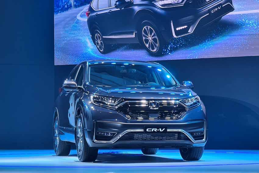 Honda CR-V 2020 ra mắt tại Việt Nam, giá từ 998 triệu đồng - 4