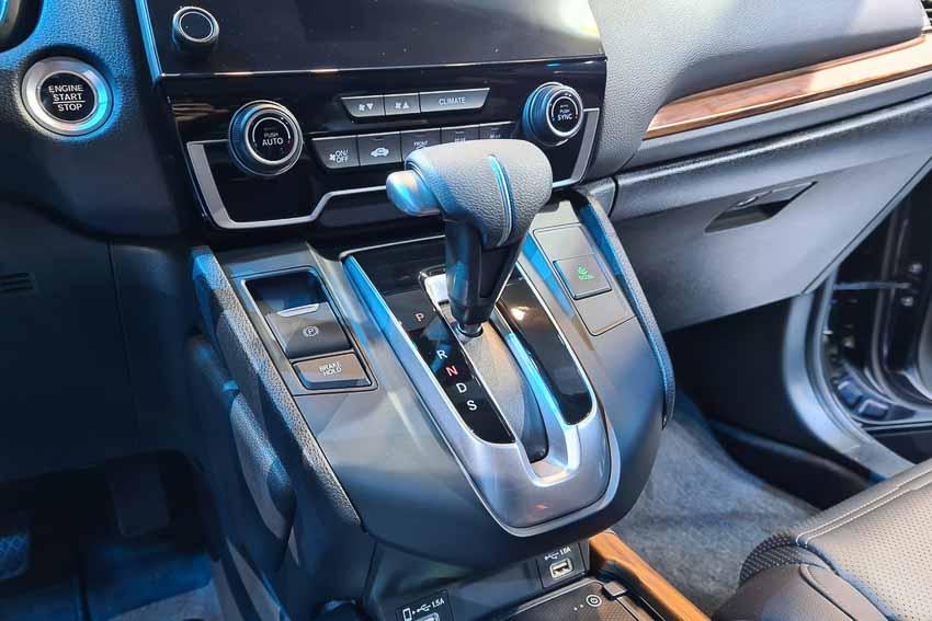 Honda CR-V 2020 ra mắt tại Việt Nam, giá từ 998 triệu đồng - 3