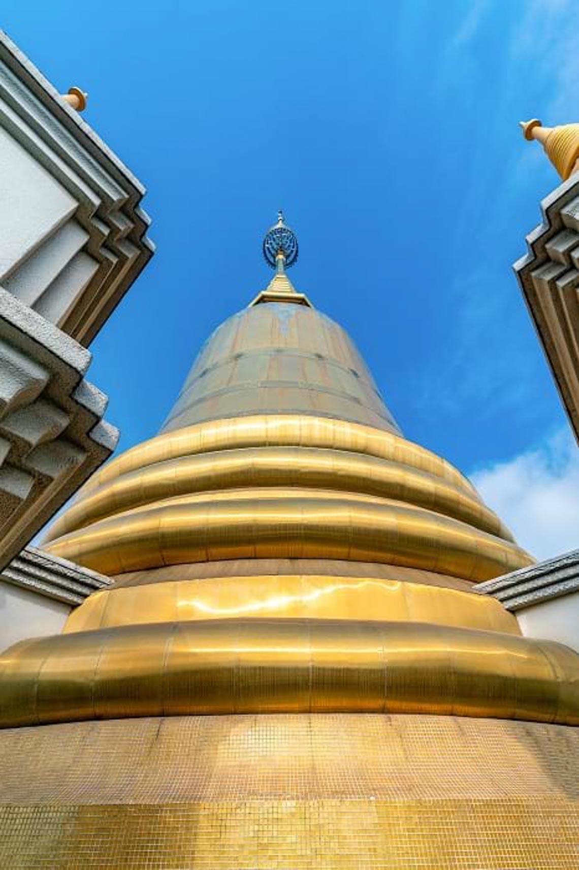 Nét kiến trúc theo phong cách Thái Lan của ngôi chùa trong Top đẹp nhất thế giới -2