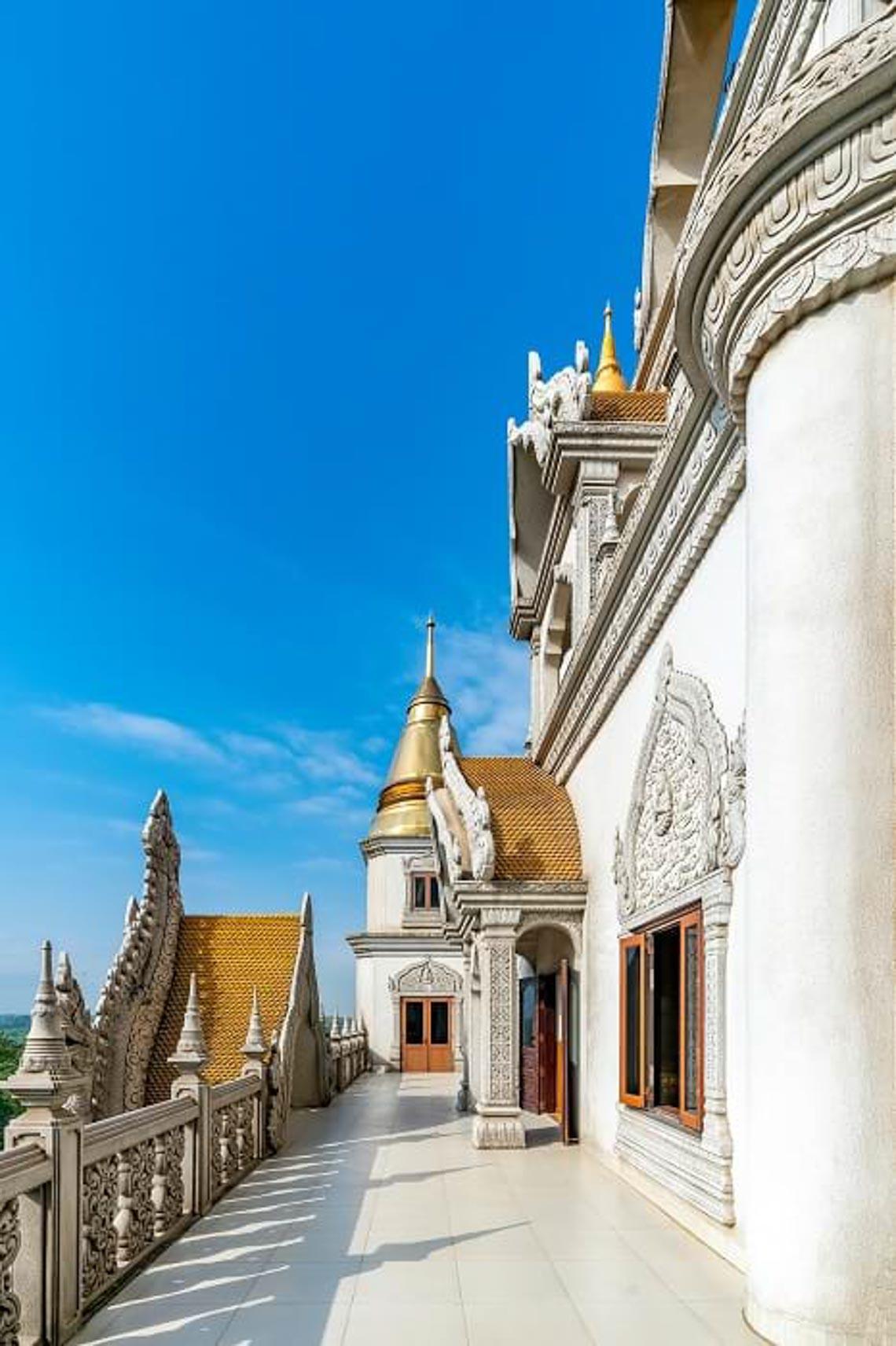 Nét kiến trúc theo phong cách Thái Lan của ngôi chùa trong Top đẹp nhất thế giới -3