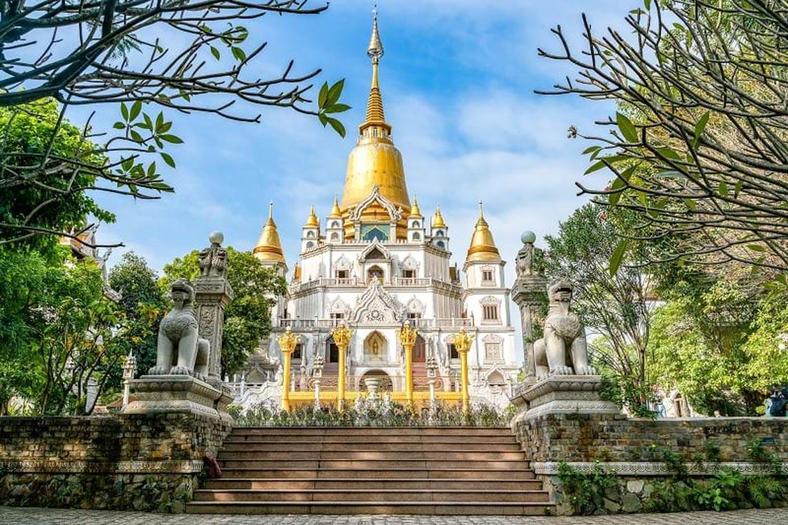 Nét kiến trúc theo phong cách Thái Lan của ngôi chùa trong Top đẹp nhất thế giới -9