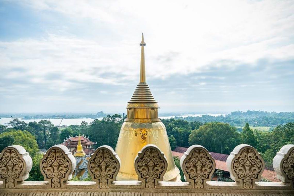 Nét kiến trúc theo phong cách Thái Lan của ngôi chùa trong Top đẹp nhất thế giới -18