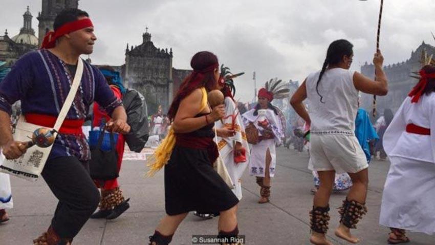 Kỳ quan cổ bên dưới bề mặt thành phố Mexico City hiện đại -4