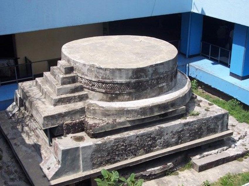 Kỳ quan cổ bên dưới bề mặt thành phố Mexico City hiện đại -10