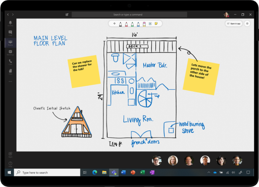 tính năng mới của Microsoft Teams