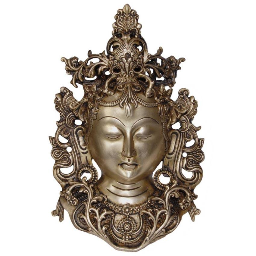 Nghệ thuật chạm rập nổi kim loại của Ấn Độ -5