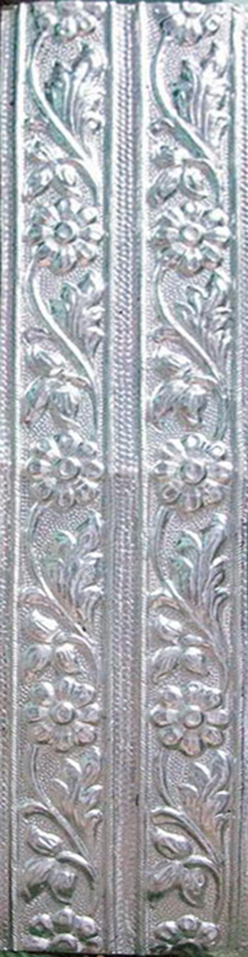 Nghệ thuật chạm rập nổi kim loại của Ấn Độ -15