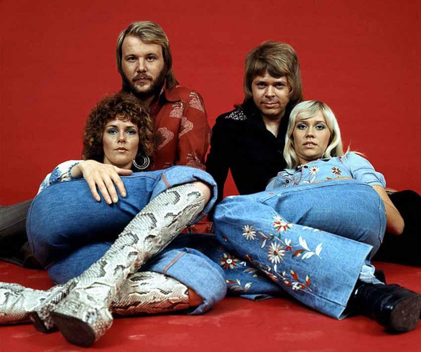 Nhóm nhạc ABBA quay trở lại và phát hành bài hát vào năm tới - 2