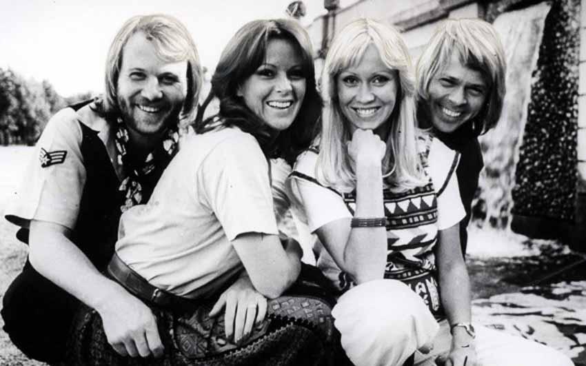 Nhóm nhạc ABBA quay trở lại và phát hành bài hát vào năm tới - 4