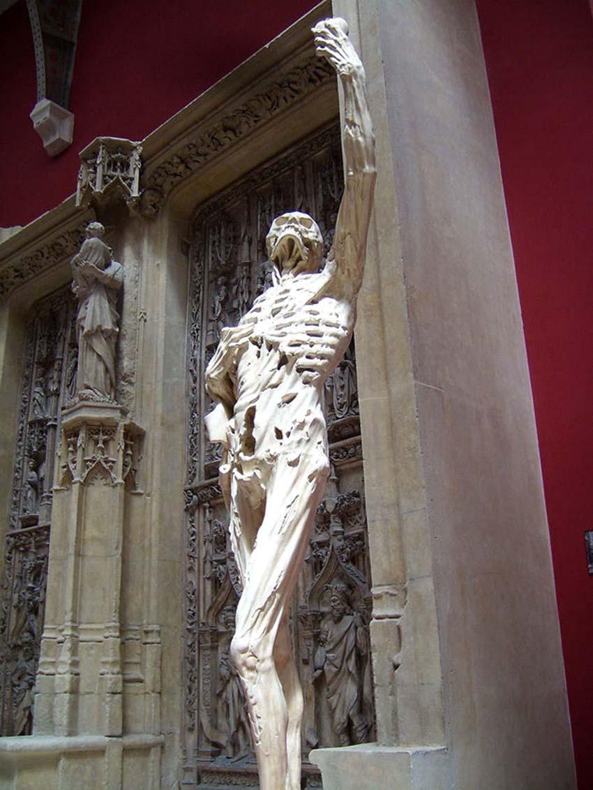 Những bức tượng kỳ lạ được tạo ra từ những cơn ác mộng -9