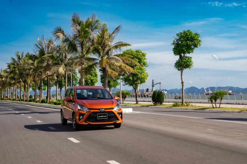 Những giá trị nào giúp Toyota Wigo 2020 chinh phục khách hàng? -6