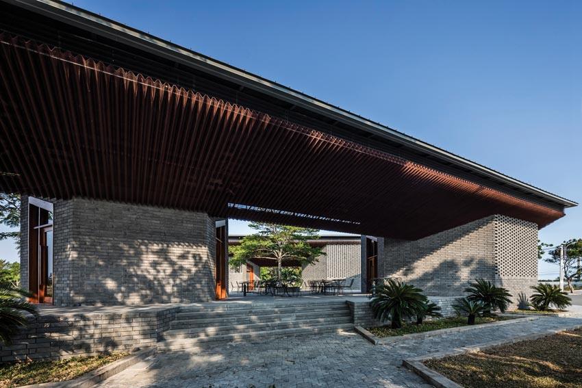 Pavilion Can Gio Ho Chi Minh - Tòa nhà hình cánh chim -3