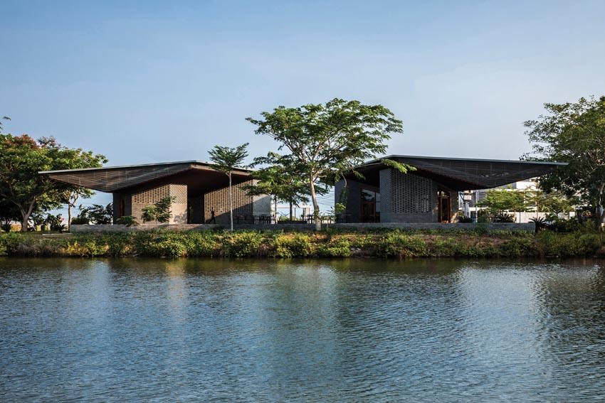 Pavilion Can Gio Ho Chi Minh - Tòa nhà hình cánh chim -5
