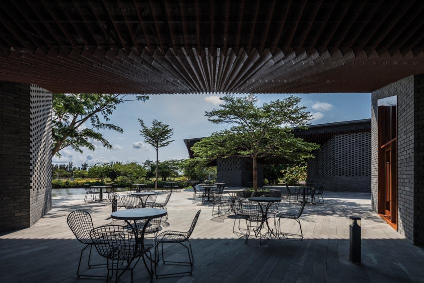 Pavilion Can Gio Ho Chi Minh - Tòa nhà hình cánh chim -8