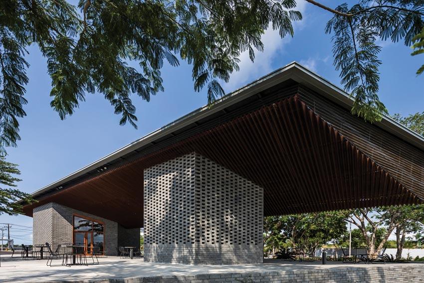 Pavilion Can Gio Ho Chi Minh - Tòa nhà hình cánh chim -9