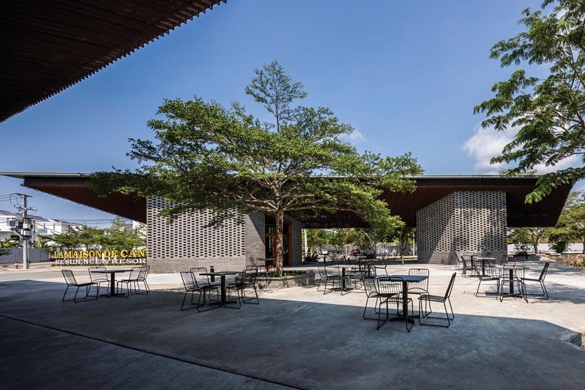 Pavilion Can Gio Ho Chi Minh - Tòa nhà hình cánh chim -10