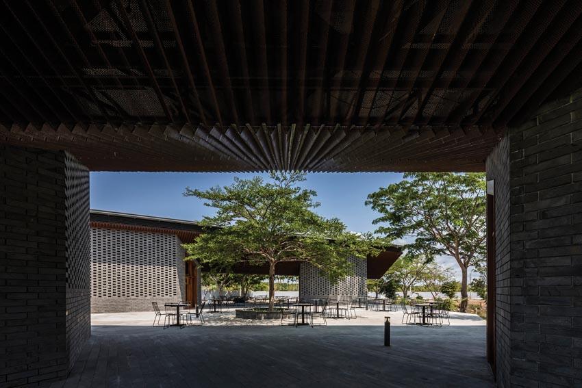 Pavilion Can Gio Ho Chi Minh - Tòa nhà hình cánh chim -11