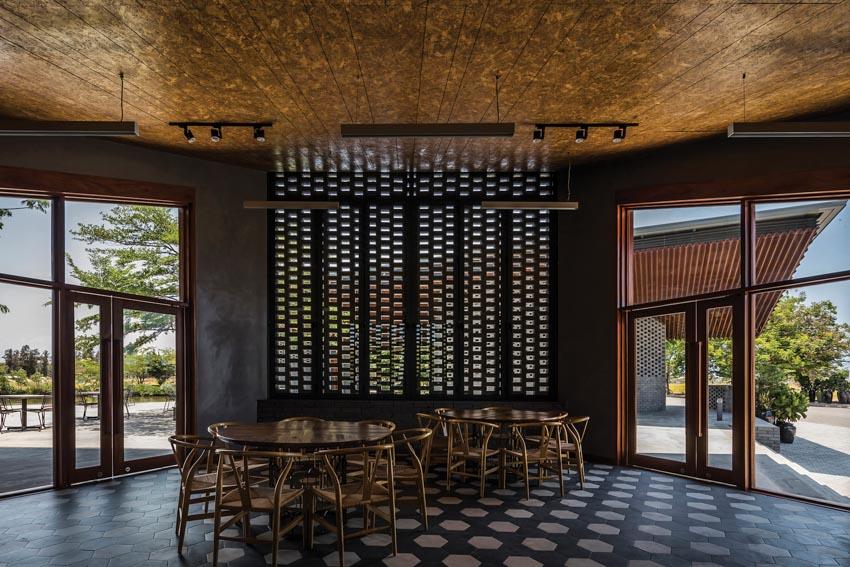 Pavilion Can Gio Ho Chi Minh - Tòa nhà hình cánh chim -12