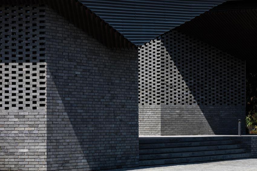 Pavilion Can Gio Ho Chi Minh - Tòa nhà hình cánh chim -13