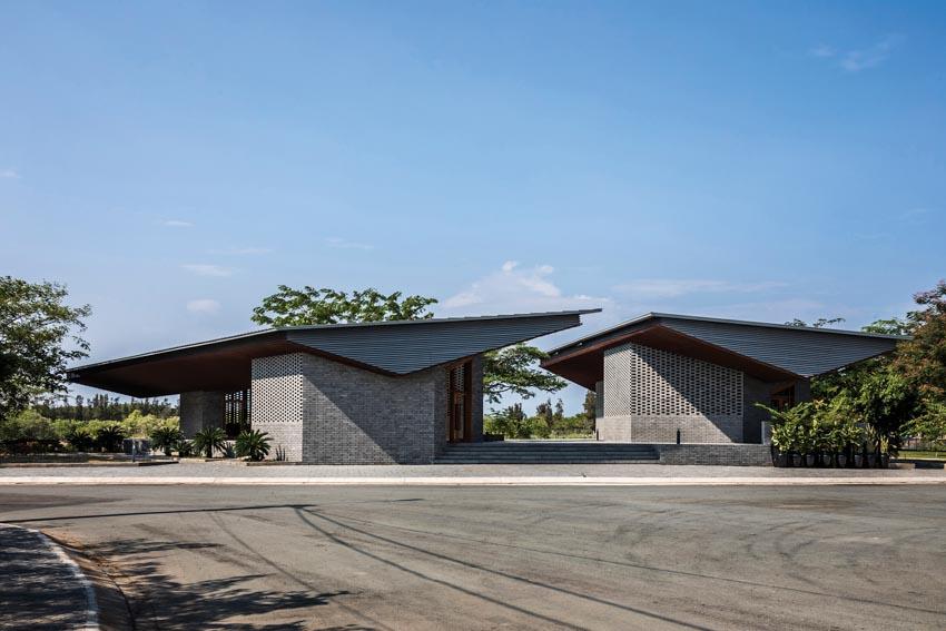 Pavilion Can Gio Ho Chi Minh - Tòa nhà hình cánh chim -14