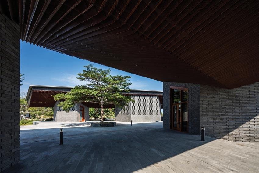 Pavilion Can Gio Ho Chi Minh - Tòa nhà hình cánh chim -15