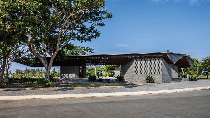 Pavilion Can Gio Ho Chi Minh - Tòa nhà hình cánh chim -16