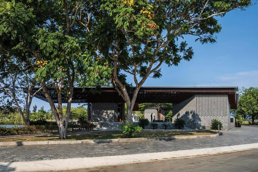 Pavilion Can Gio Ho Chi Minh - Tòa nhà hình cánh chim -18