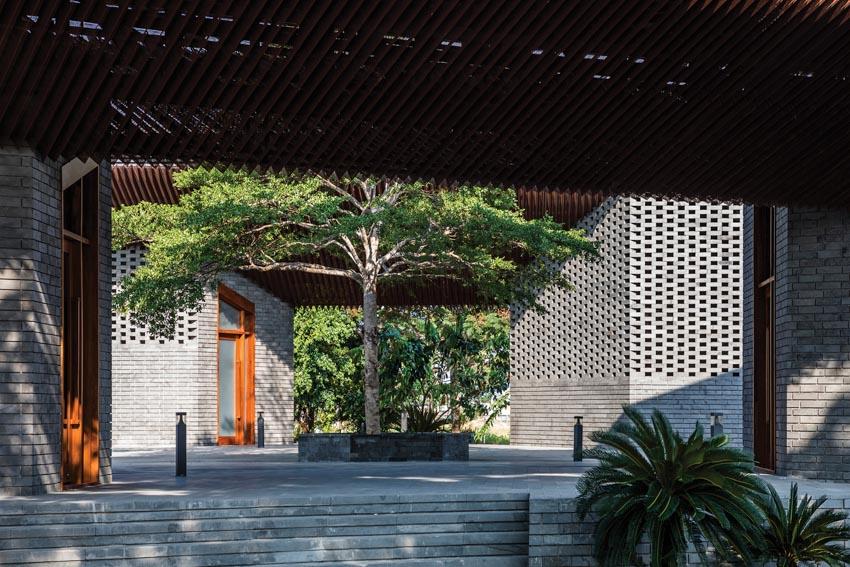 Pavilion Can Gio Ho Chi Minh - Tòa nhà hình cánh chim -19