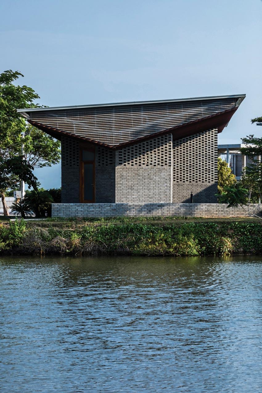 Pavilion Can Gio Ho Chi Minh - Tòa nhà hình cánh chim -21