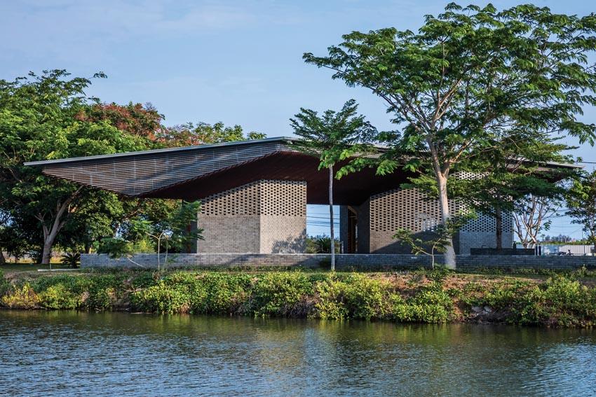 Pavilion Can Gio Ho Chi Minh - Tòa nhà hình cánh chim -22