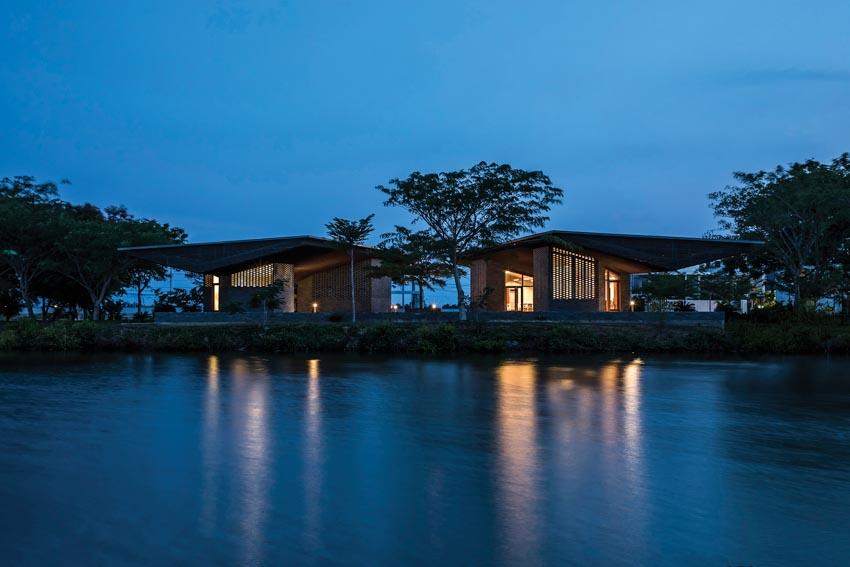 Pavilion Can Gio Ho Chi Minh - Tòa nhà hình cánh chim -23