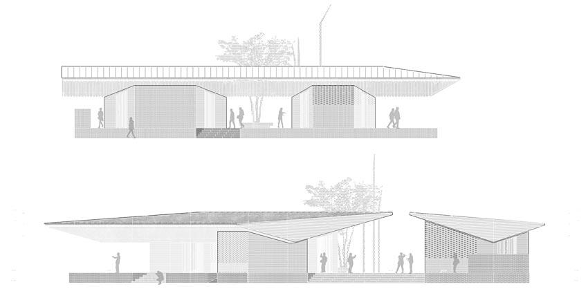 Pavilion Can Gio Ho Chi Minh - Tòa nhà hình cánh chim -27