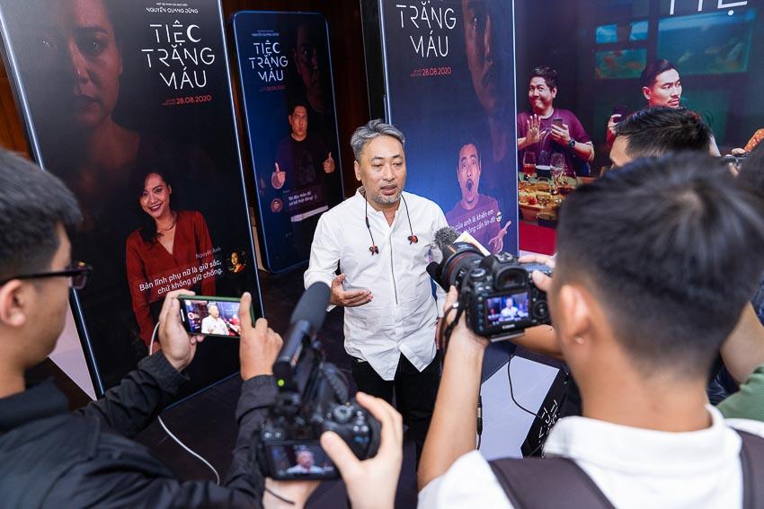 Đàm Vĩnh Hưng bất ngờ tham gia Tiệc Trăng Máu - 09