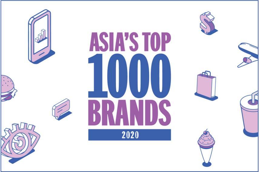 Công ty Điện tử Samsung giữ vị trí thương hiệu hàng đầu Châu Á trong 9 năm liên tiếp