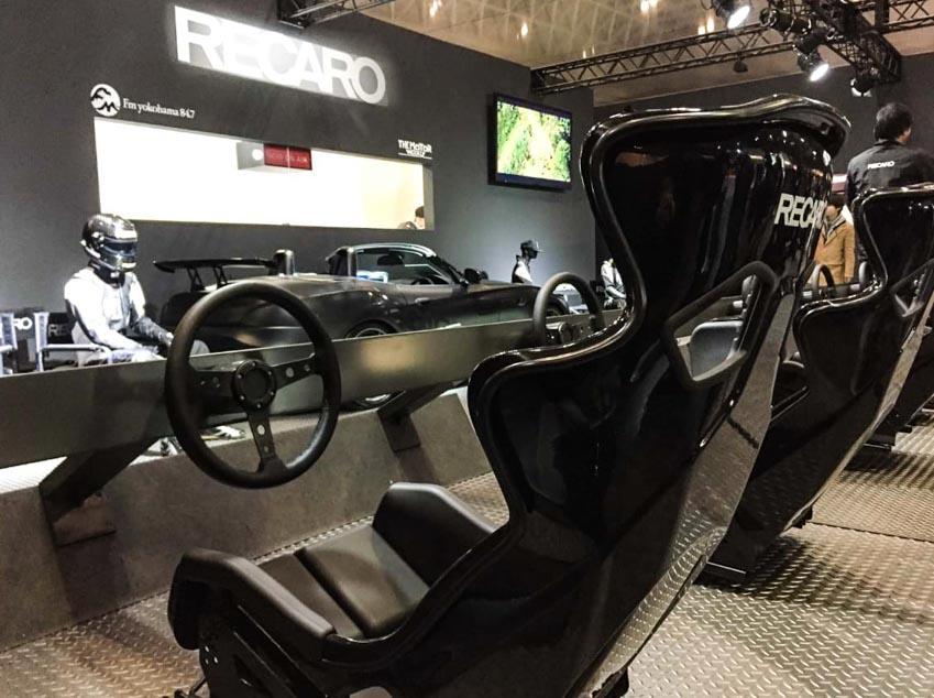 Thaco xuất khẩu khung ghế composite sang thị trường Nhật Bản -3